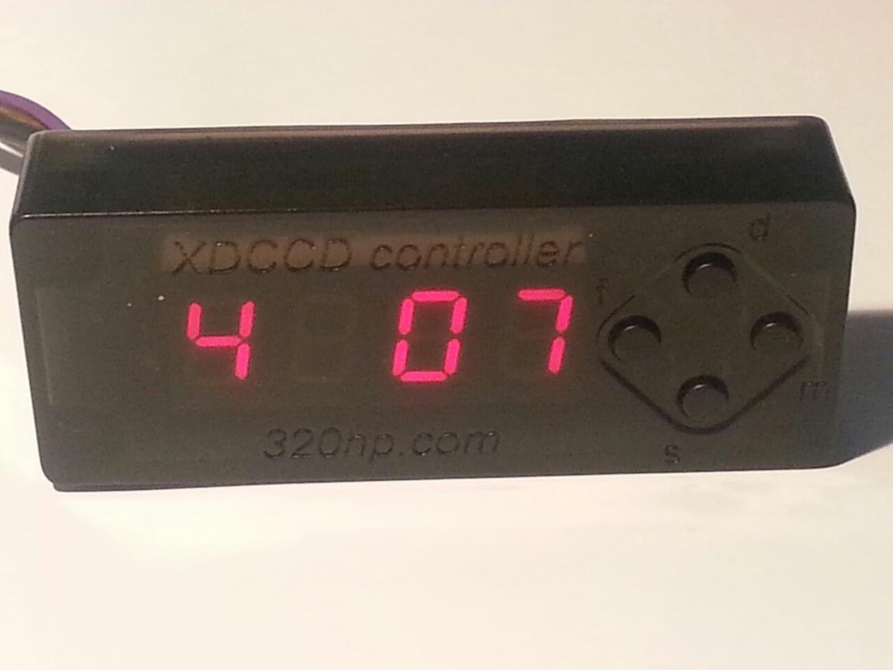 ПО DCCD Subaru controller software